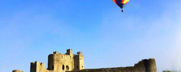 irish balloon flights